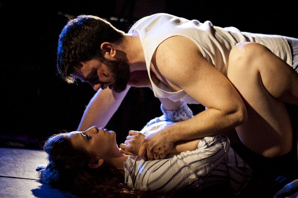 Gareth O'Connor, Megan Lloyd- Jones, Danny and the Deep Blue Sea
