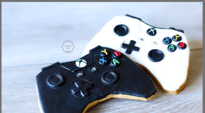 Gamer cookies