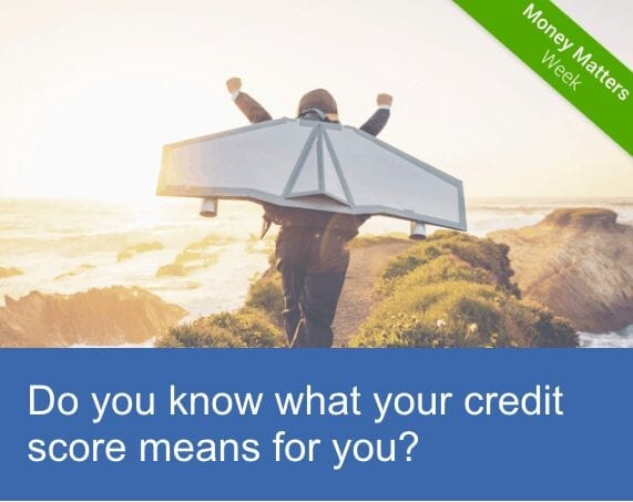 Do you know what your credit score means for you?