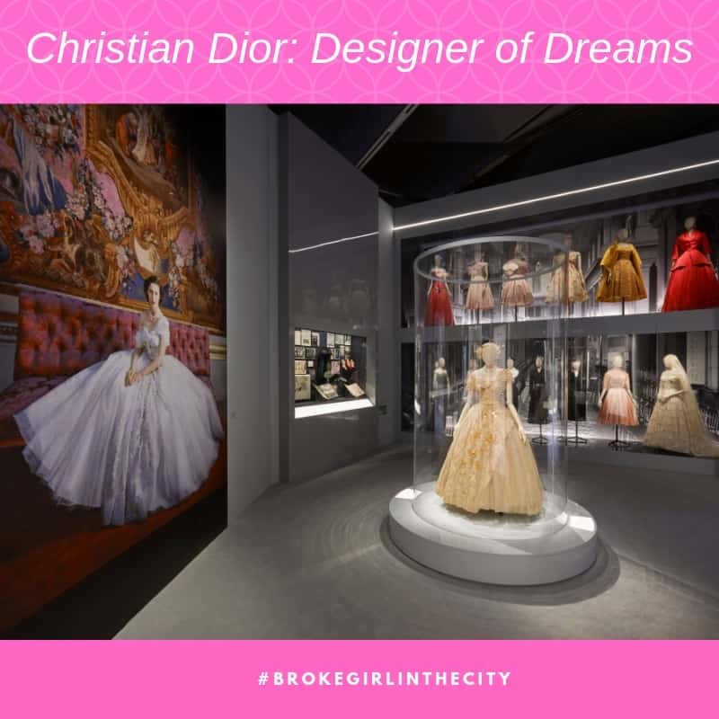 Christian Dior- Designer of Dreams