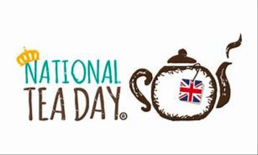 National Tea Day 2019