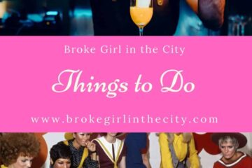 Things to do April - INSTAGRAM