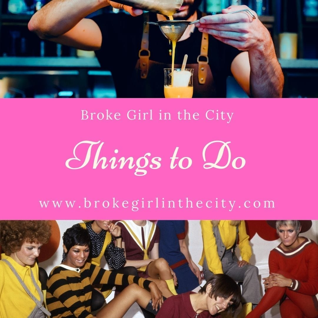 Things to do April