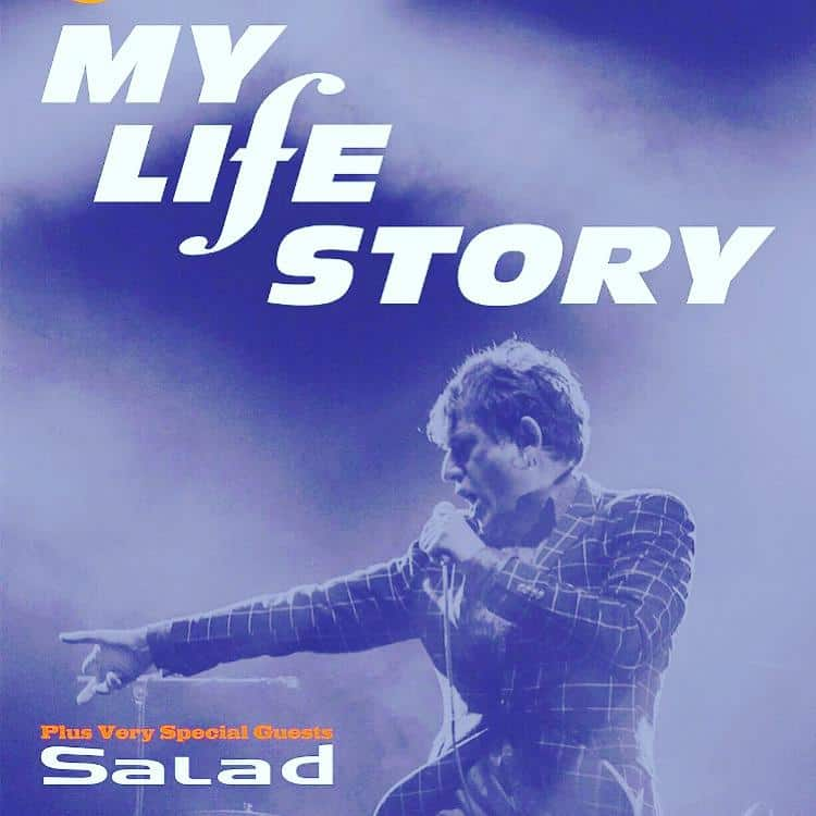 My Life Story with Salad