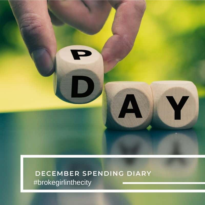 December Pay Day