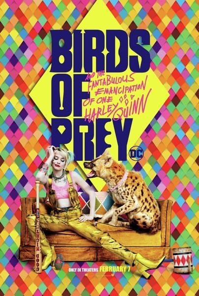 Where to watch Birds of Prey