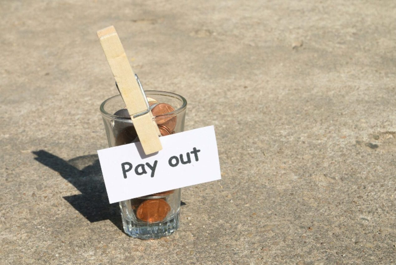 Pay out