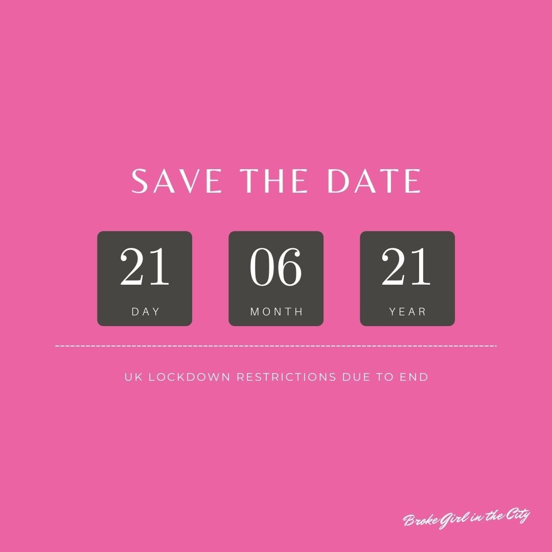 Save the date 21st June