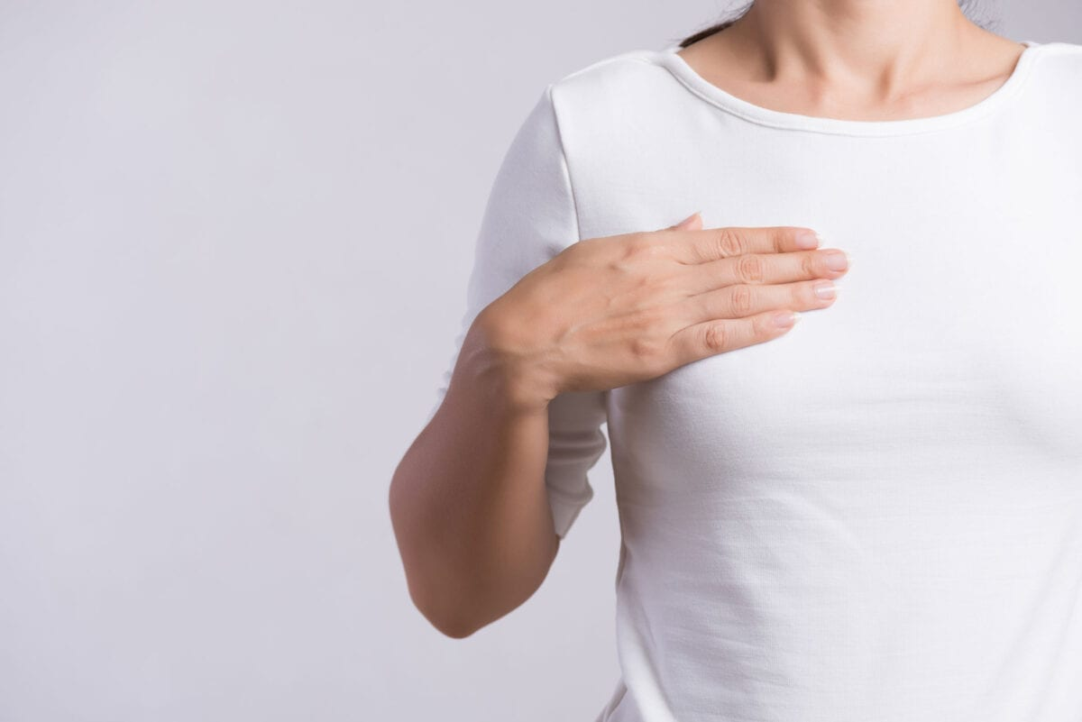 6 Signs and Symptoms Something Isn't Right With Your Breasts