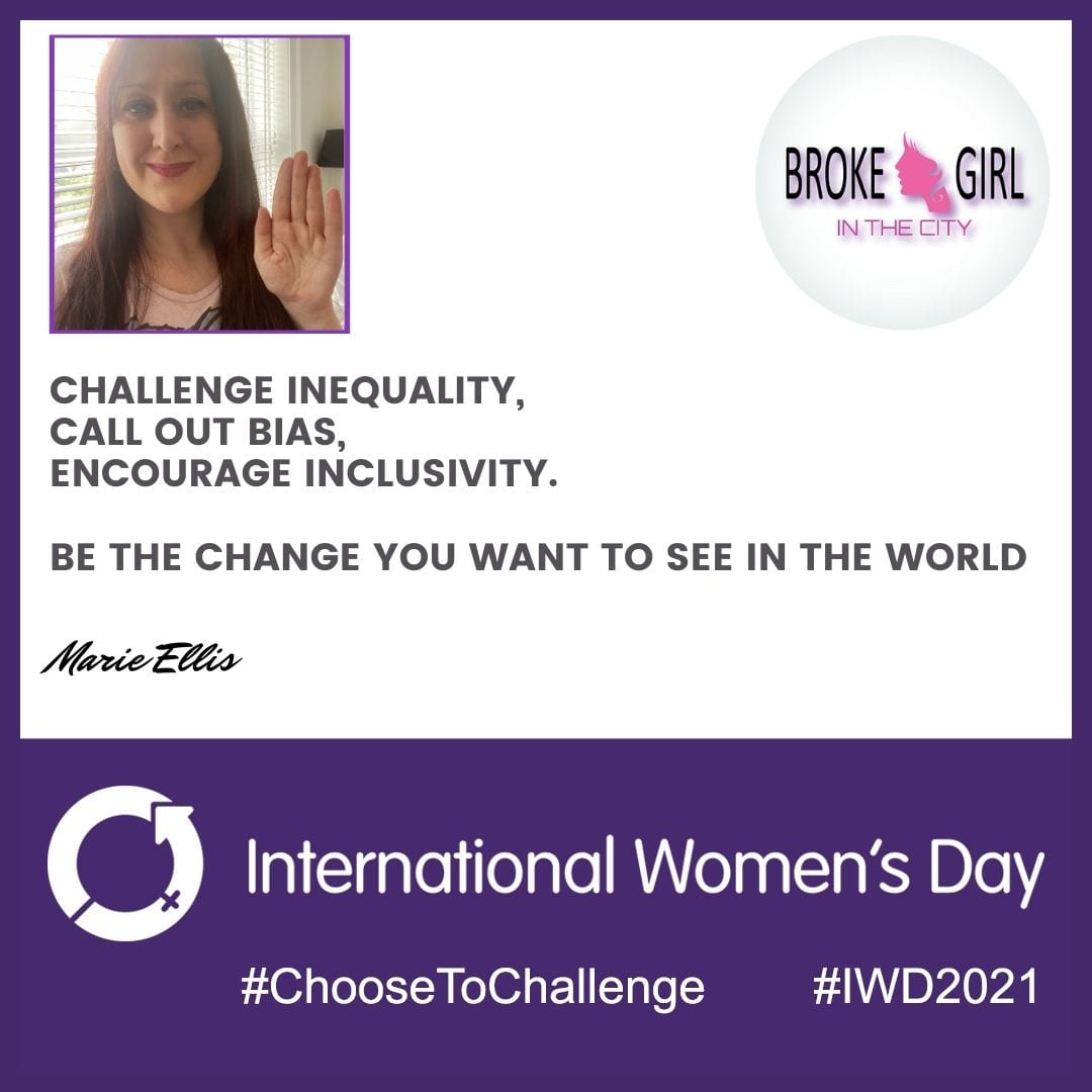 International Women's Day 2021: Choose To Challenge