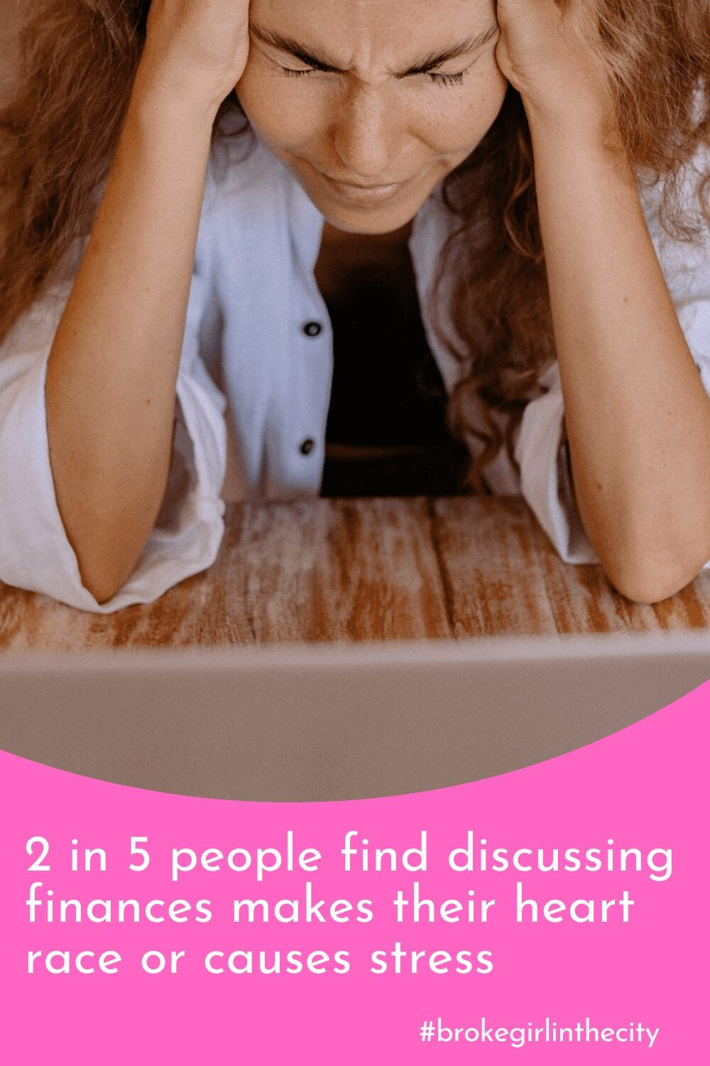 2 in 5 people find discussing finances leads to stress