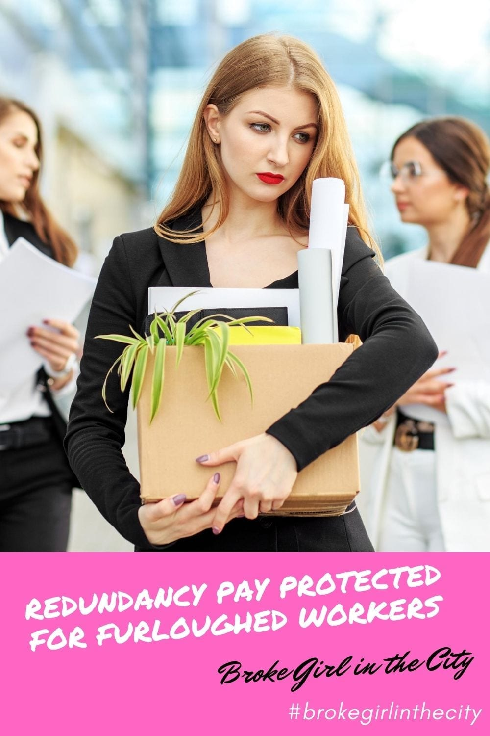 Redundancy pay protected for furloughed workers