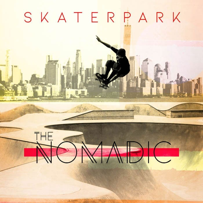 Interview with Robert Gaylard aka The Nomadic; Skaterpark out now