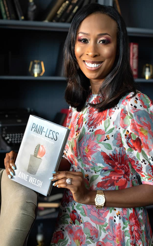 PAIN-LESS by Anne Welsh