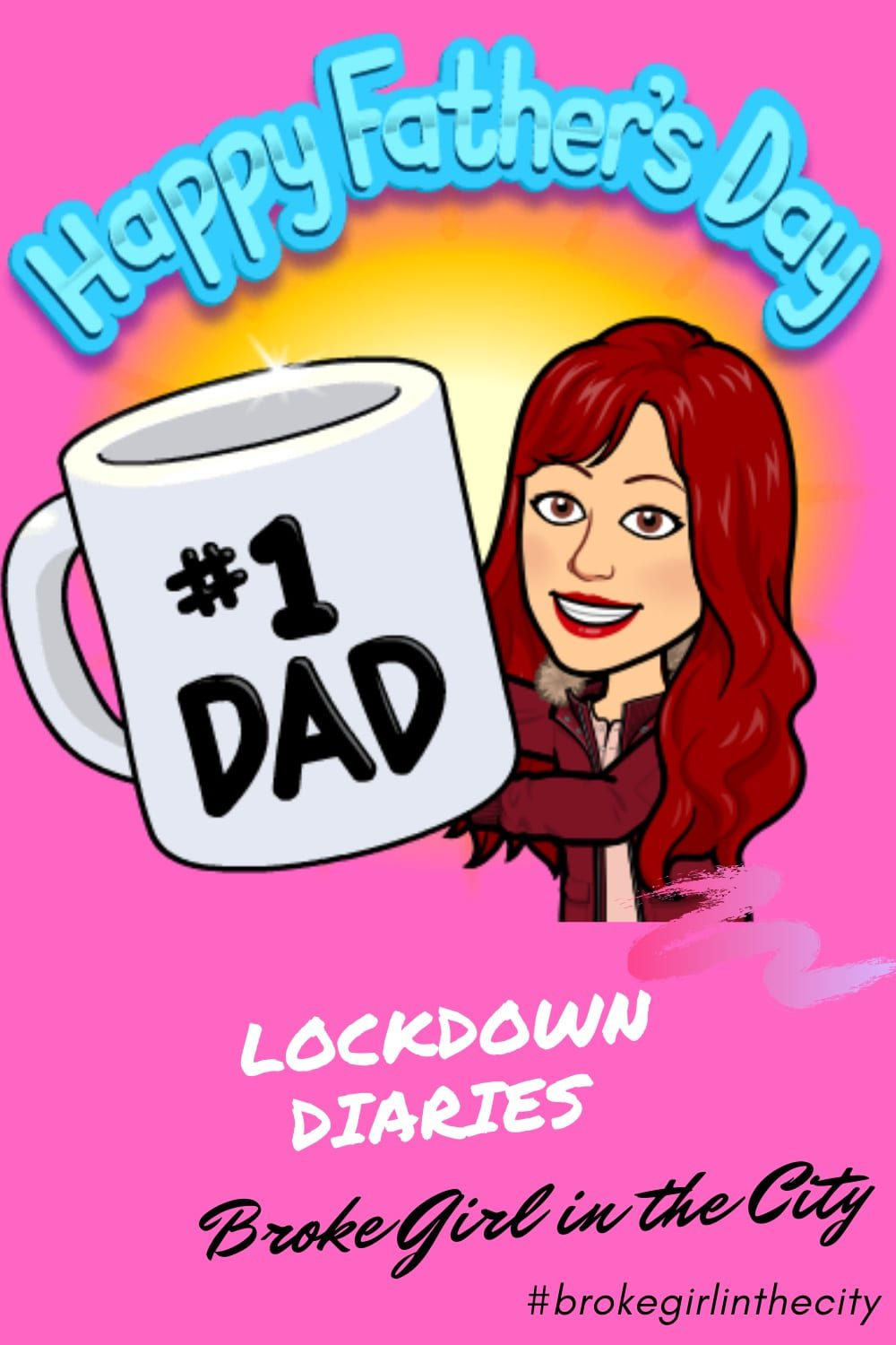 Lockdown Diaries: Happy Father's Day to dads everywhere.