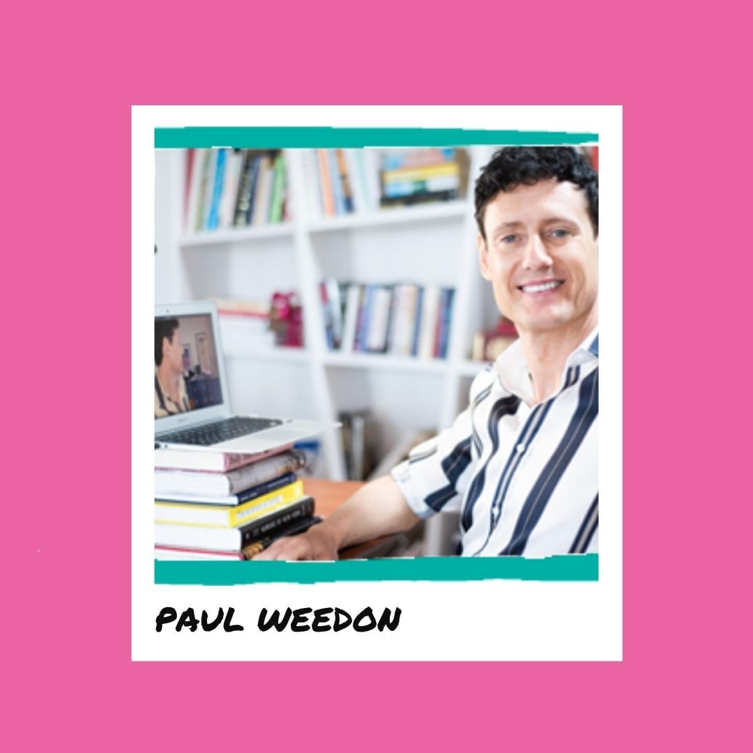 INTERVIEW WITH PAUL WEEDON: THE GO-TO VIDEO EXPERT
